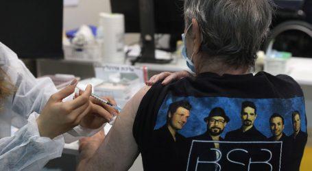 Izrael predvodi svijet u brzini cijepljenja