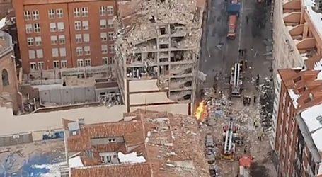 Eksplozija plina urušila zgradu u Madridu: Troje mrtvih, 11 ozlijeđenih