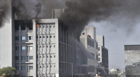 Petoro poginulih u požaru indijske tvornice koja proizvodi cjepivo AstraZenece
