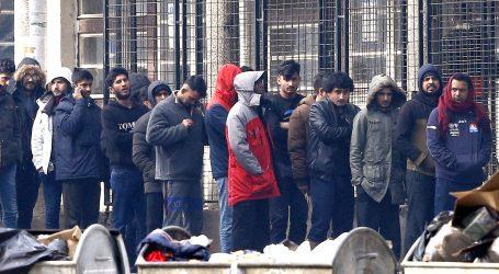 BiH: Kod Sarajeva zbog nasilja uhićeno 17 migranata, svi će biti protjerani