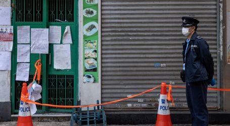 Hong Kong prvi put uvodi karantenu za desetke tisuća građana