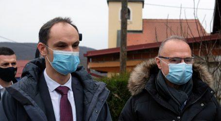 """Slovenski ministar vanjskih poslova u Petrinji: """"Uvijek ćemo pomoći susjedu u nevolji"""""""