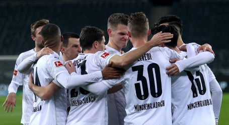 Bundesliga: Borussia Mönchengladbach svladala Borrusiju Dortmund