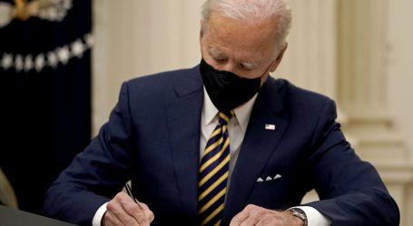 """Biden: """"Vlada ekonomski mora pomoći Amerikancima pogođenima pandemijom"""""""