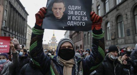 Beograd: Policija zabranila skup potpore ruskom oporbenom vođi Navaljnom