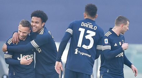 Juventus izborio polufinale talijanskog Kupa s Interom