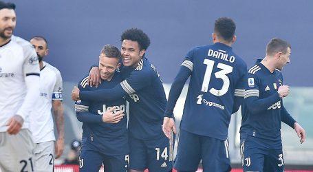 Serie A: Pobjeda Juventusa protiv Bologne