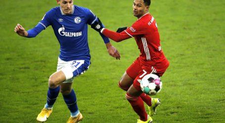 Njemačka nogometna liga: Bayern dobio Schalke 4-0