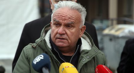 """Dumbović: """"U utorak rješenja, u srijedu početak gradnje kontejnerskog naselja"""""""