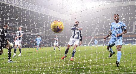 Premierliga: 'Peticom' protiv WBA Manchester City preuzeo vrh tablice