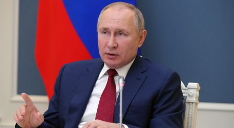 Putin potpisao produljenje Novog START-a