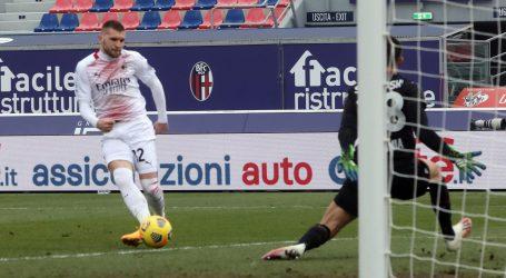 Serie A: Gol Rebića u pobjedi Milana