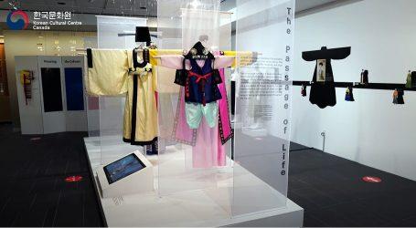 Tradicionalnu korejsku odjeću Hanbok nosili su muškarci i žene