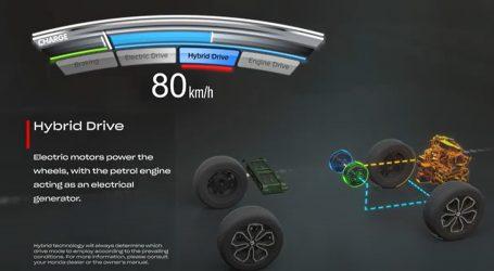 Napredne perfomanse hibridnog pogona Honde CR-V