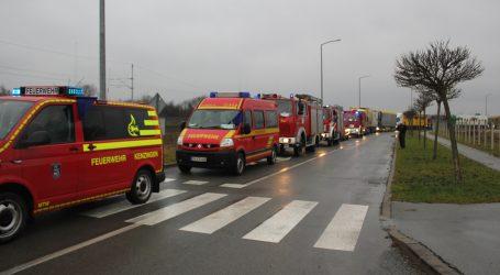 Njemački vatrogasci u konvoju od čak 23 vozila dovezli humanitarnu pomoć