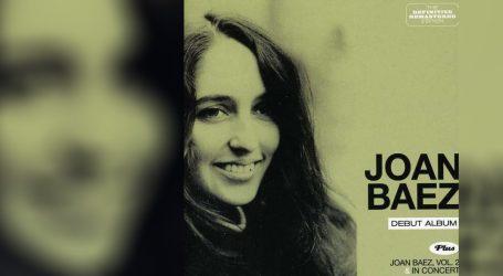 Joan Baez, ikona aktivizma i protestne pjesme, slavi 80. rođendan