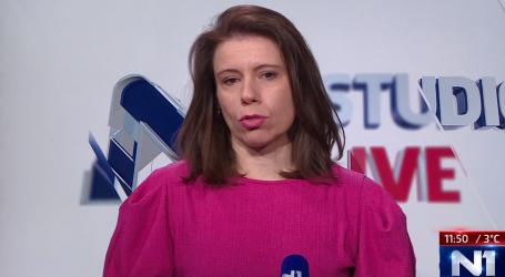 """Katarina Peović o cijepljenju zastupnika: """"Nije riječ o privilegiji, nego o prisili"""""""