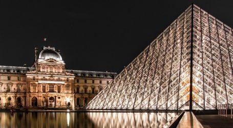 U muzeju Louvre iskoristili lockdown za renoviranje
