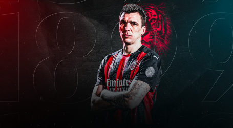 AC Milan potvrdio dolazak Marija Mandžukića