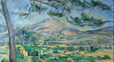 Samouki Paul Cézanne postao je jedan od najvažnijih francuskih i europskih slikara