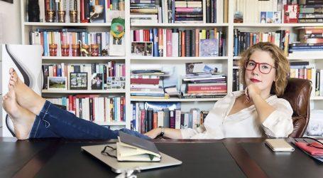 NINA GEORGE: 'U Europi djeca uglavnom čitaju knjige muških pisaca. Moramo to promijeniti'