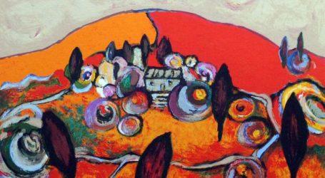 Đuro Pulitika, slikar jasnog kolorizma, stvorio je posve prepoznatljiv osobni stil