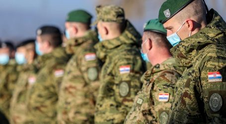 Hrvatska vojska i dalje pomaže na području Siska, Gline i Petrinje