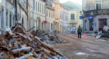 U razornom potresu oštećeno više od dvije tisuće objekata