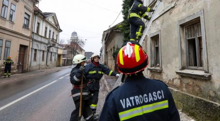 Područje pogođeno potresom: Vatrogasci zabilježili čak 3802 intervencije u tjedan dana