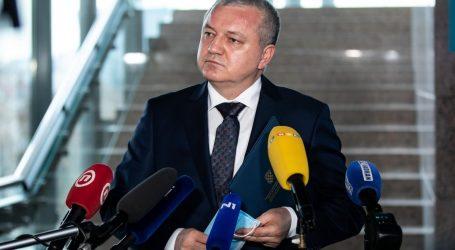 """Ministar Horvat o kontejnerima: """"Sve što nam treba na području Banovine, bit će proizvedeno u Hrvatskoj"""""""