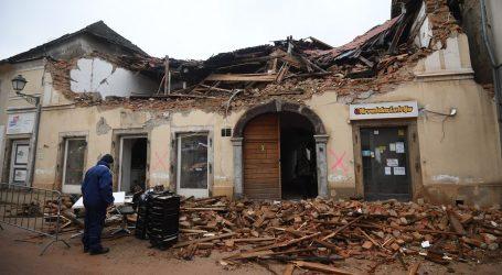 Vlada proglasila katastrofu za područje pogođeno potresom