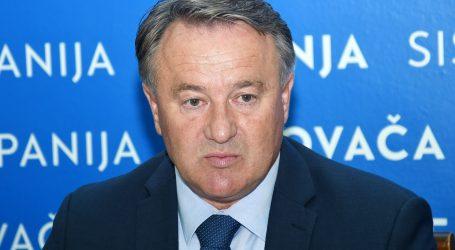 Župan Žinić: Dosad prijavljene štete na 8928 objekata