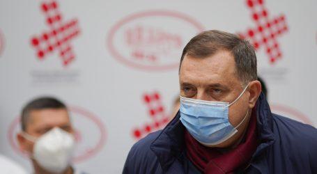 Izborno povjerenstvo BiH prijavilo Dodika zbog poticanja na nacionalnu mržnju