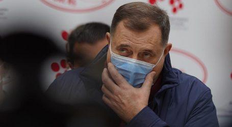 Milorad Dodik odmah po izlasku iz bolnice prijetio otcjepljenjem RS od BiH