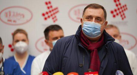 Dodik opet zaziva odcjepljenje Republike Srpske. Kaže da je krajnji cilj samostalnost i ujedinjenje sa Srbijom