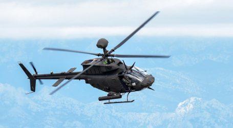 Na područje razoreno potresom dva helikoptera HRZ-a prevezli 35 HGSS-ovaca i dva potražna psa