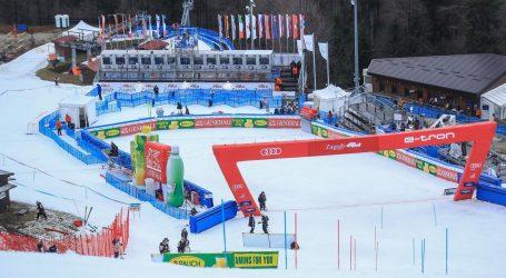 Odličan dan za hrvatsko skijanje: Četiri slalomaša u drugoj vožnji Sljemena