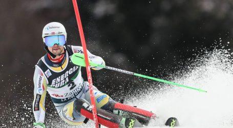 Slalom Flachau: Bez Hrvata u drugoj vožnji, Zubčić na 31. mjestu