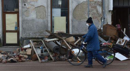 """Načelnik Stožera civilne zaštite: """"Ljudi koji dolaze u Petrinju su u opasnosti"""""""