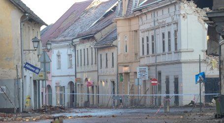 Tlo u Petrinji i dalje podrhtava: Noćas osam potresa, najjači bio magnitude 3,1 po Richteru