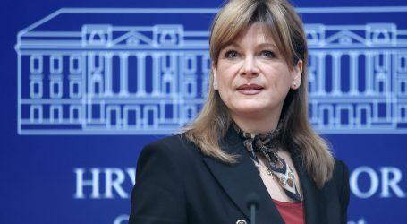 Vidović Krišto optužila Plenkovića da krši Ustav i potiče društvenu nepravdu