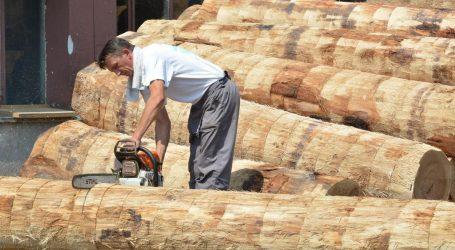 Drvoprerađivačima na potresom pogođenim područjima 10 milijuna kuna bespovratne pomoći