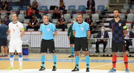 Futsal: Hrvatska protiv Albanije traži iskupljenje za Češku