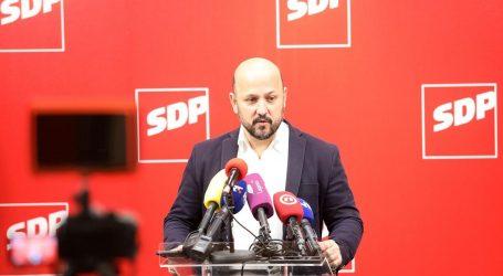 """Maras: """"SDP će za tri dana odlučiti tko će biti gradonačelnički kandidat za Zagreb"""""""