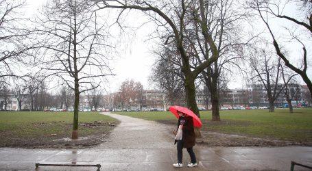 DHMZ: Umjerena naoblaka s kišnim razdobljima