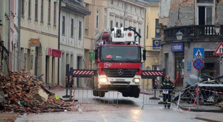 Nakon potresa u subotu navečer nije prijavljena nova šteta