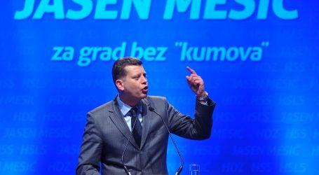 RAT ZA ZAGREB: Prvi napad Jasena Mesića na Bandića