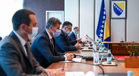 Vijeće ministara BiH odobrilo 250.000 eura pomoći Hrvatskoj zbog potresa