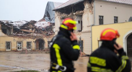 Šest istarskih vatrogasaca koji su pomagali na području Banije pozitivni na koronavirus