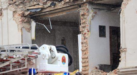 """Dekan Građevinskog fakulteta: """"Prva organizirana gradnja krenut će najranije u lipnju"""""""